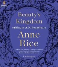 Beauty's Kingdom A. N. Roquelaure /ANNE RICE NM 2015 HARDCOVER