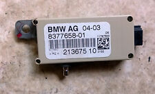 BMW E53 X5 TV Amplifier Module 8377658