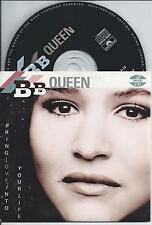 BB QUEEN - Bring love into your life CD SINGLE 2TR CARDSLEEVE 1993 HOLLAND