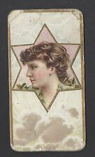 FRANKLYN DAVEY - STAR GIRLS - 1 CARD
