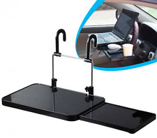 Car Vehicle Seat Portable Foldable Pc Mount Tray Table Laptop Desk Cup Holder