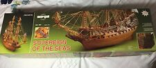 Sergal Modelli Art. 787 Sovereign Of The Seas 1:78 Wooden Ship Model Kit