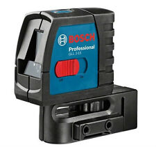 Genuine Bosch GLL2-15 Professional Self-Leveling Cross-Line Laser Level