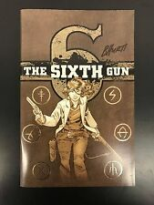 Sixth Gun #50 (Oni, 2016) Oni Press Exclusive Variant SIGNED