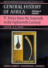 UNESCO General History of Africa, Vol. V, Abridged Edition: Africa fro-ExLibrary