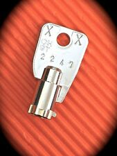 DEC Digital Key #XX2247-ACE Tubular Key,Vintage Computer Key