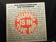 Heinz Schönberger Main Stream Power Band - Swing Is In The Air