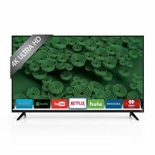 "Vizio D58U-D3 58"" 4K Ultra HD Full-Array LED Smart TV 3840x2160 5 x HDMI ports"