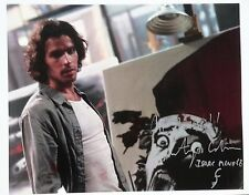 """Heroes TV Autograph 8x10 Photo signed by Santiago Cabrera """"Isaac"""" (LHAU-798)"""