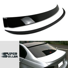 PAINTED COMBO E90 BMW A ROOF & M3 REAR BOOT TRUNK SPOILER SEDAN 3-SERIES 06-11