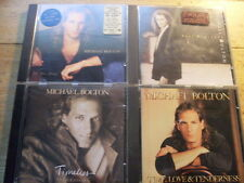 Michael Bolton [4 CD Alben] Timeless + One Thing + Soul
