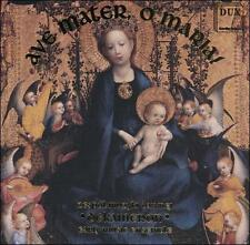 Ave Mater O Maria, New Music
