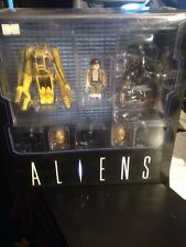 Kubrick Aliens Box Set Power Loader,Ripley,Queen Mini Figures Medicom - Aliens