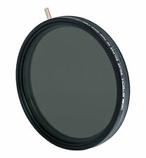 Genus solar eclipse 82mm variable ND Fader + polarizador filtro neutral Density