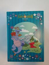 DISNEY Epcot Flower & Garden Figment Limited Edition Magic Band 2,500 Sold Out