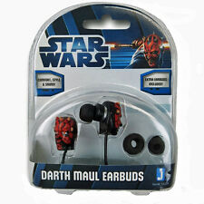 Jazwares Star Wars Darth Maul Stereo Earphones