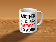 Funny Work, Boss, Colleague Mug - Fast & Free Dispatch
