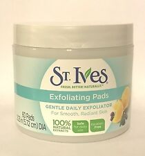 St. Ives Face Care Pads Exfoliating Pads 60  Ships Fast!