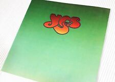 YES • RELAYER USA TOUR PROGRAM 1975 (The Solo Albums Tour) • MINT / LIKE NEW