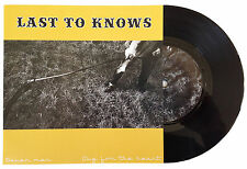 LAST TO KNOWS – Seven Men / Dig For The Heart 45rpm single ITALY COUNTRY GARAGE