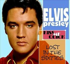 Lost in the 60s: Kiss Me Quick by Elvis Presley (CD, Jun-2012, Redeye Music...