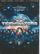 nw DVD - THE TERMINATORS  - JEREMY LONDON  ENGLISH R2