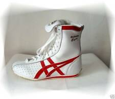 Chaussures Baskets Montants Blanc et Rouge Tiger Onitsuka Asics Pointure 34.5