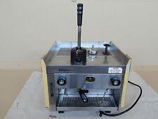 MACCHINA CAFFE' RANCILIO A LEVA DA BAR OLD COFFEE CAFFE TIPO FAEMA GAGGIA