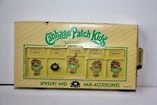 Cabbage Patch Kids 1983 Jewelry and Accessories. NIB