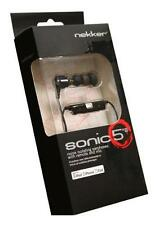 *NEW* Nekker Sonic 5 Noise Isolating Earphones for iPod, iPhone, iPod