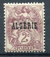 TIMBRE ALGERIE NEUF **   N° 3  TYPE BLANC
