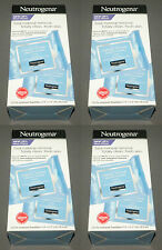 Neutrogena Makeup Remover Wipes Clensing Face Towelettes Lot of 500 125 x  4 NEW