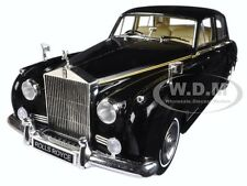 1960 ROLLS ROYCE SILVER CLOUD II BLACK 1/18 DIECAST MODEL MINICHAMPS 100134901