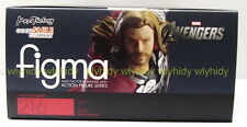 Figma Thor Avengers Marvel Action Figure Box Set - Max Factory X Goodsmile    h#