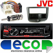 Toyota Yaris 1999-2003 JVC Bluetooth CD MP3 USB AUX en estéreo de coche & Kit De Montaje
