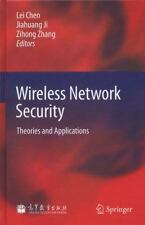 Wireless Network Security : Theories and Applications (2013, Hardcover)