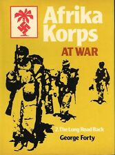 AFRIKA CORPS AT WAR VOL. 2: THE LONG ROAD BACK-- ONLY 14.95 -- Good