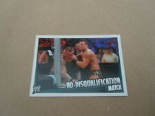 Carte catch Slam Attax Rumble 2011 - No Disqualification Match