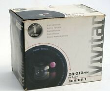 Vivitar Series 1 28-210mm F/4.2-6.5 AF Lens For Canon as-is