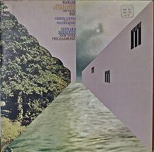 MAHLER: Des Knaben Wunderhorn-1968?LP UK IMP LUDWIG/BERRY/BERNSTEIN/NY