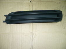 BMW E46 SALOON/TOURING FRONT LEFT N/S FOG LAMP GRILLE UPTO 09/01 CAR 51118195293