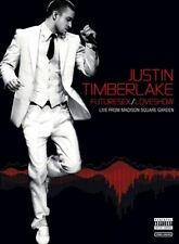 Justin Timberlake Futuresex/Loveshow Live At Madison Square Garden 2 x DVD BNIB