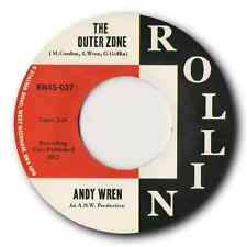 "ANDY WREN - ""THE OUTER ZONE"" TOP SURF INSTRUMENTAL - WATCH FULL LENGTH VIDEO!!"