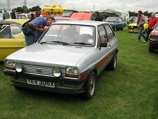 Ford FIESTA MK1 SUPERSPORT,XR2 & SERIES X CD ROM