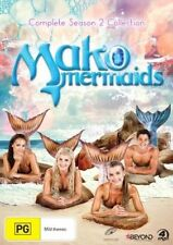 MAKO MERMAIDS : COMPLETE SEASON 2  -  DVD - Region 2 UK Compatible -  sealed