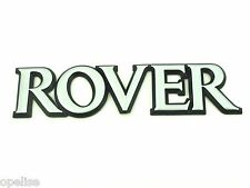 Genuine New Early ROVER BOOT BADGE Rear Emblem For Metro 100 1990-1998
