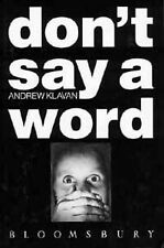 Don't Say a Word, Andrew Klavan