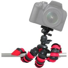 "Strong Yet Flexible 12"" Tripod For Sony Alpha A6000 ILCE-6000 NEX-3N‏ NEX-3NL"