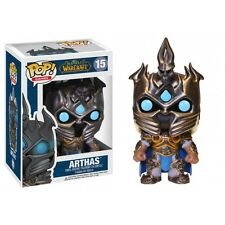 Funko POP Games Warcraft - Arthas Vinyl Figure (In Stock)