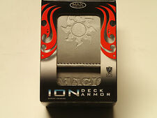 Magic the Gathering MAX Protection ION Deck Armor White Mana Symbol Deck Box NEW